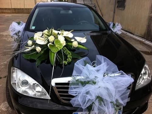 decoration voiture mariage originale excellent with decoration voiture mariage originale. Black Bedroom Furniture Sets. Home Design Ideas
